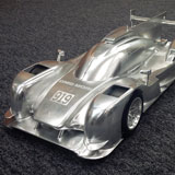 HSC Fräsen in Perfektion - Porsche 919_DMGMORI_WorkNC